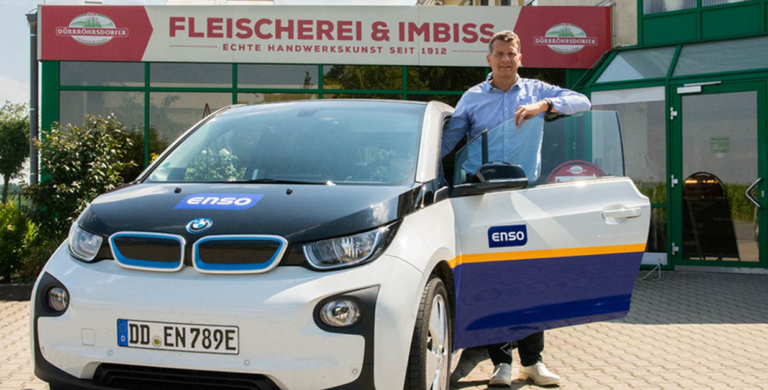 Dirk Hauswald von der Dürrröhrsdorfer Fleisch- und Wurstwaren GmbH im Interview