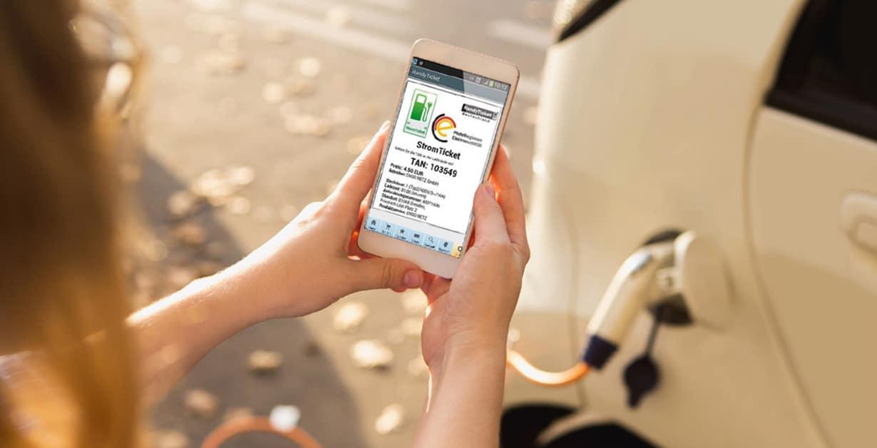 Bezahlmöglichkeiten Elektroauto laden