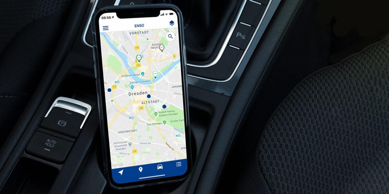 Beitragsbild E-Charging-App - umschalten