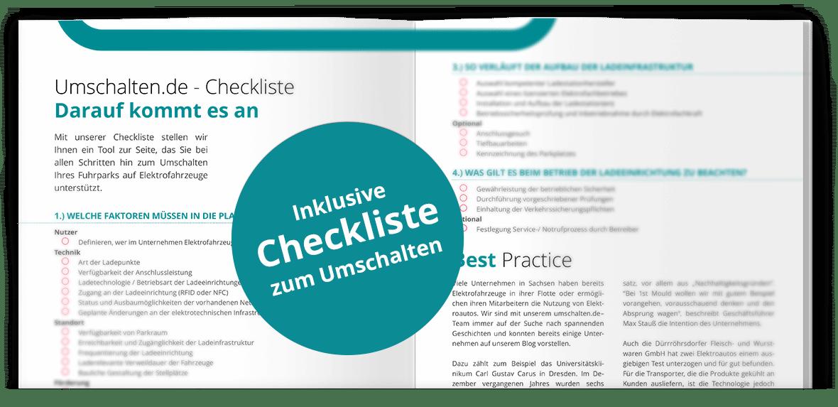 Whitepaper mit Checkliste