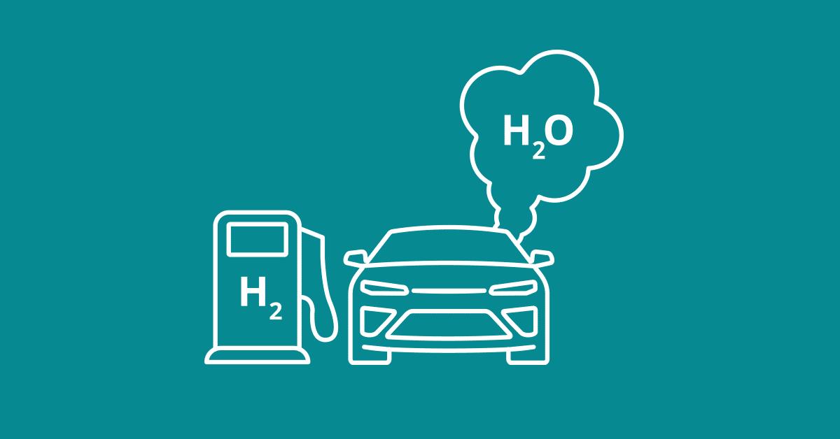 Beitragsgrafik Wasserstoffauto im Test