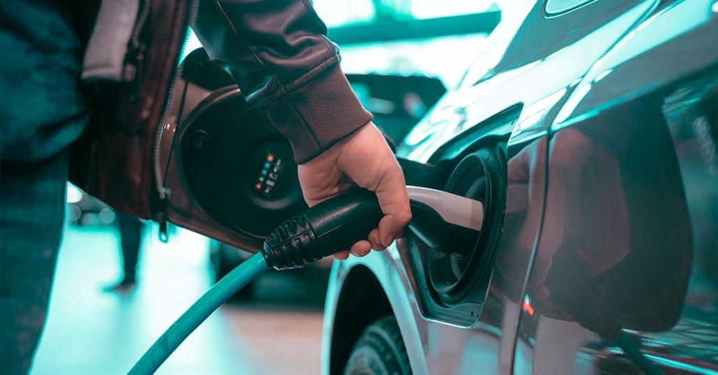 Beitragsbild für Förderung von Elektroautos