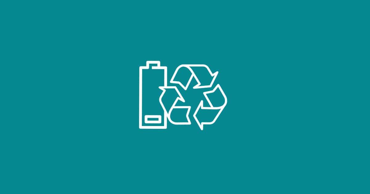 e-Auto Batterierecycling Beitragsbild